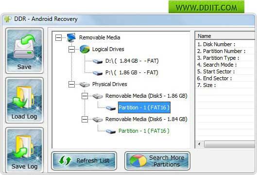 Software regains lost text, audio/video, pics